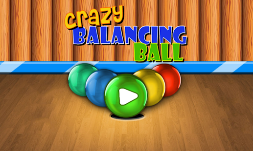 Crazy Balancing Ball- screenshot thumbnail
