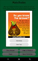 Screenshot of Riddles & Brain Teasers