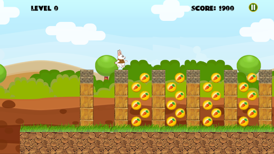 Bunny The Carrot Hunter - screenshot