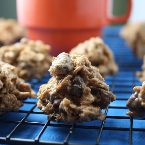 Stocking Up & Healthy Oatmeal Snack Cookies