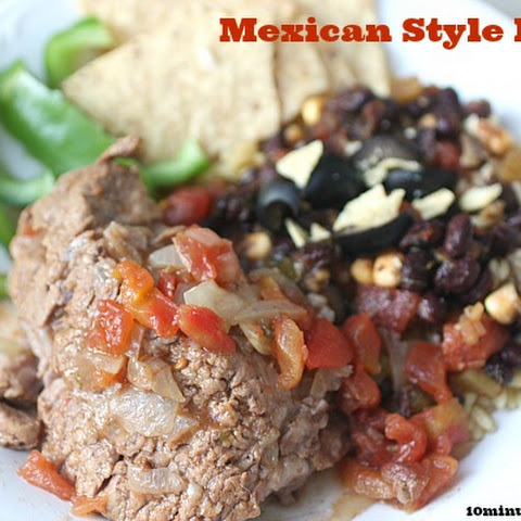 Mexican Style Pot Roast