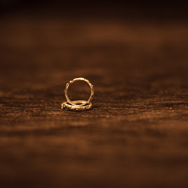 Toe rings by Balasubrahmanya Bhat - Artistic Objects Jewelry ( bouquet, macro, pair, silver, rings,  )