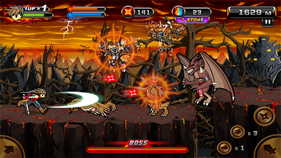 Devil Ninja 2 APK for Bluestacks