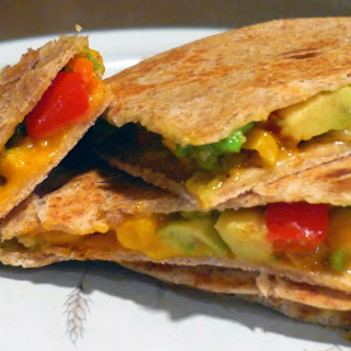 Roasted Red Pepper Quesadilla Recipes