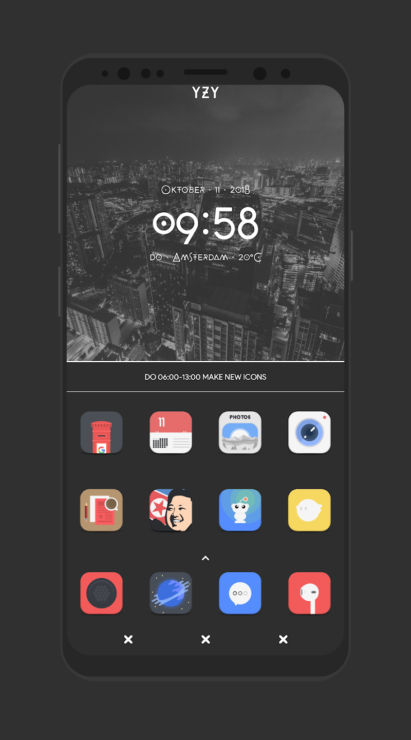 Eclectic Icons Screenshot 0