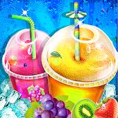Ice Slush Cold Drink Maker - Kids Cooking Game