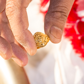The Day by Bulbul Borgohain - Wedding Groom ( ring, gift, fashion, goldring, gifts, fashion photography, people )