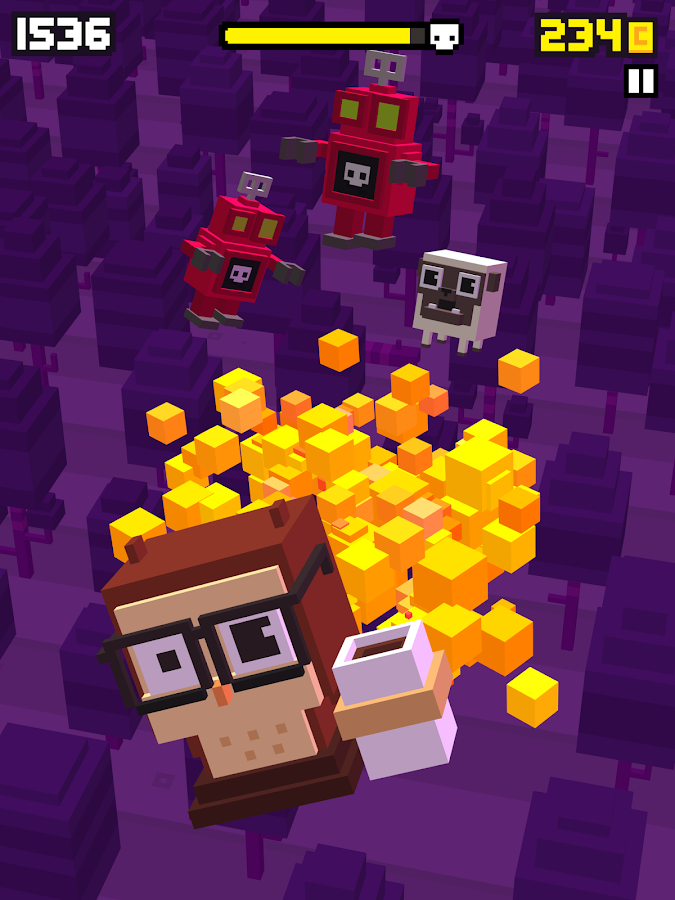 Shooty Skies - Arcade Flyer Screenshot 13