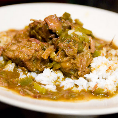 Turkey Neck Gumbo