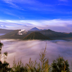 Bromo Mt. II by Roly Raseda - Novices Only Landscapes