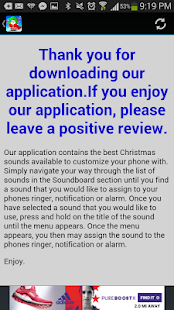 Best Christmas Ringtones - screenshot