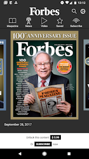 Forbes Magazine for pc