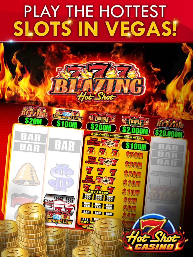 Hot Shot Casino Slots™ - NEW Screenshot 1