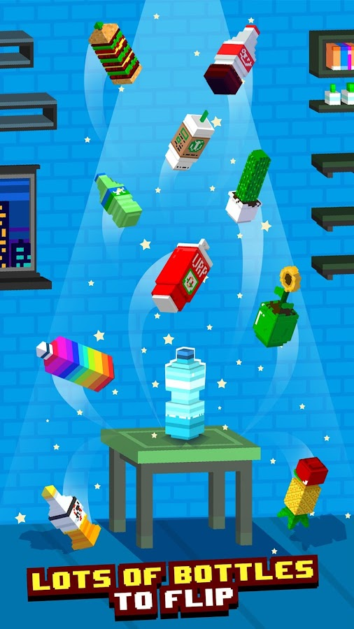 Flippy Bottle Extreme! Screenshot 2