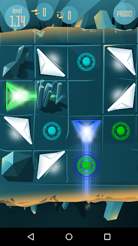 Shine - The Lighting Game APK