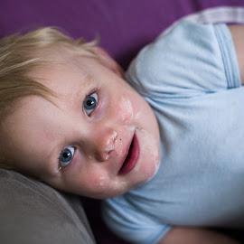 I love skyr! by Gunnar Sigurjónsson - Babies & Children Child Portraits