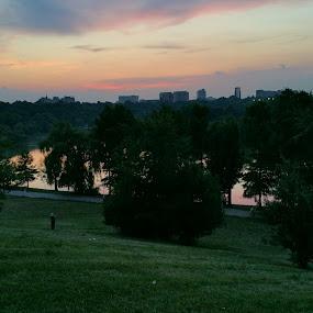 #apus în #parc by Diana-Marinela Micu - City,  Street & Park  City Parks