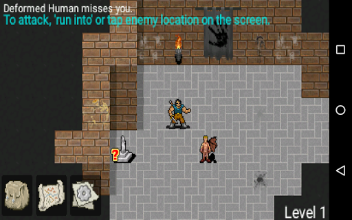Crown of Bjorn - Roguelike RPG - screenshot