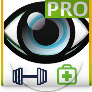 Eye exercises PRO for Android
