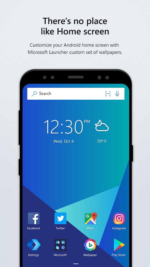 Microsoft Launcher Android Apps On Google Play
