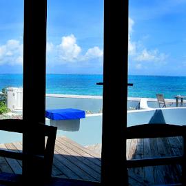 Ragged Edge by Jane Spencer - City,  Street & Park  Vistas ( vacation, rental, bahamas, nassau, ragged edge )