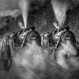 by Padiham Camera Club - Uncategorized All Uncategorized ( transport, trains )