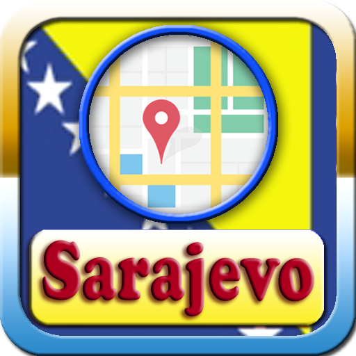 Android aplikacija Sarajevo City Maps and Direction na Android Srbija