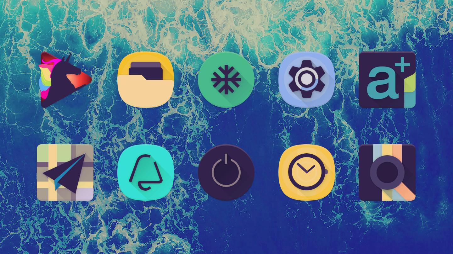 Viral - Free Icon Pack Screenshot 2