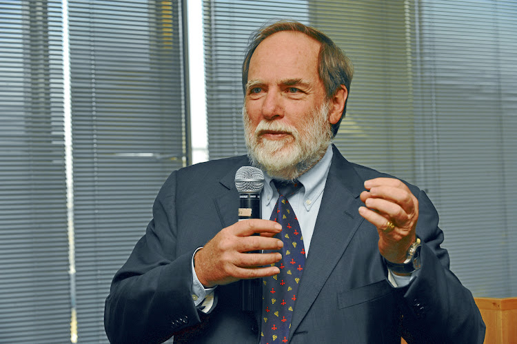 Nicky Oppenheimer: Had expressed his delight that all outstanding matters had been resolved. Picture: ROBERT TSHABALALA