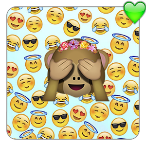 Emoji Wallpapers 🙈 🙉 🙊 Icon
