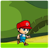 Alphabet adventure kid - Running && jumping game APK for Blackberry