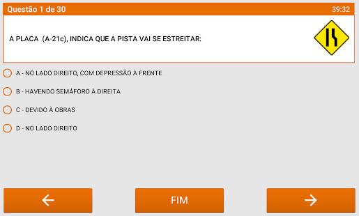Free Download VRUM Simulado DETRAN APK for Blackberry