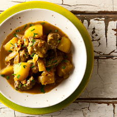 Thai-Style Massaman Curry with Venison