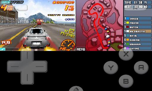 DS Emulator - screenshot
