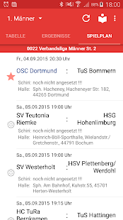 OSC Dortmund - screenshot