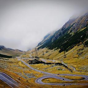 Transfagarasan... by Liliana Lazar - Landscapes Travel