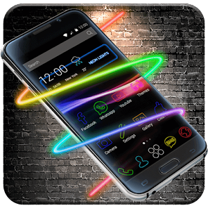 Neon Lights Launcher For PC