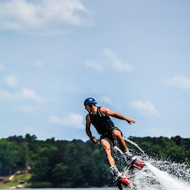Flyboarding by Jay Bentley - Sports & Fitness Other Sports
