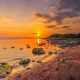 by Germzki Hitch Cardenas - Landscapes Sunsets & Sunrises