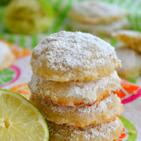 Copycat Lime Cooler Cookies