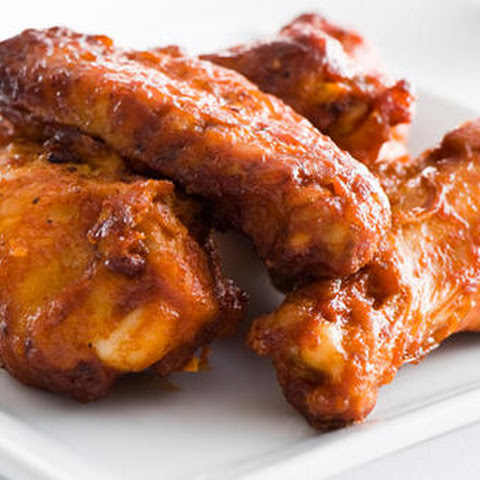 Chicken Wing Recipes-Indian Style Chicken Wings