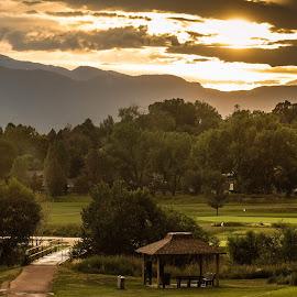 After the Storm by D Goldstein - Landscapes Sunsets & Sunrises