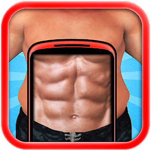 Six Pack Muscles Photo Editor