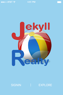 Jekyll Realty - screenshot