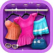 Beauty Salon Fashion Dress Up