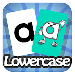 Meet the Letters Flashcards – Lowercase Icon