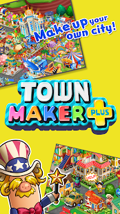 Town Maker Plus - screenshot