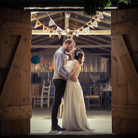 by Nici Pelser - Wedding Bride & Groom