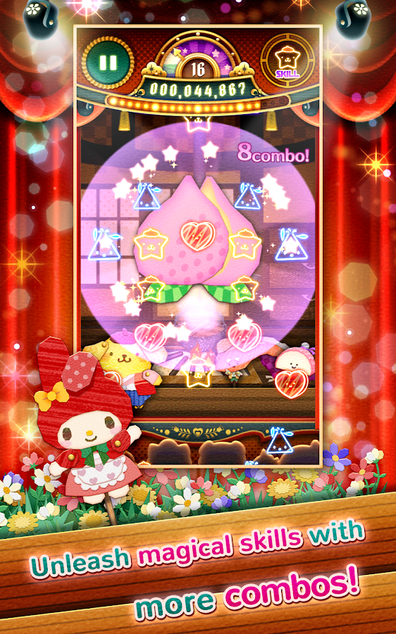 Hello Kitty : Fantasy Theater Screenshot 12