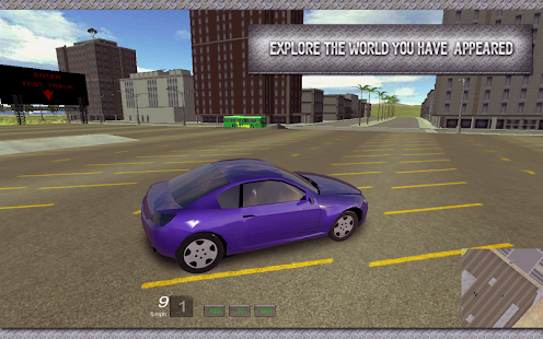 Shitty City Driving - screenshot